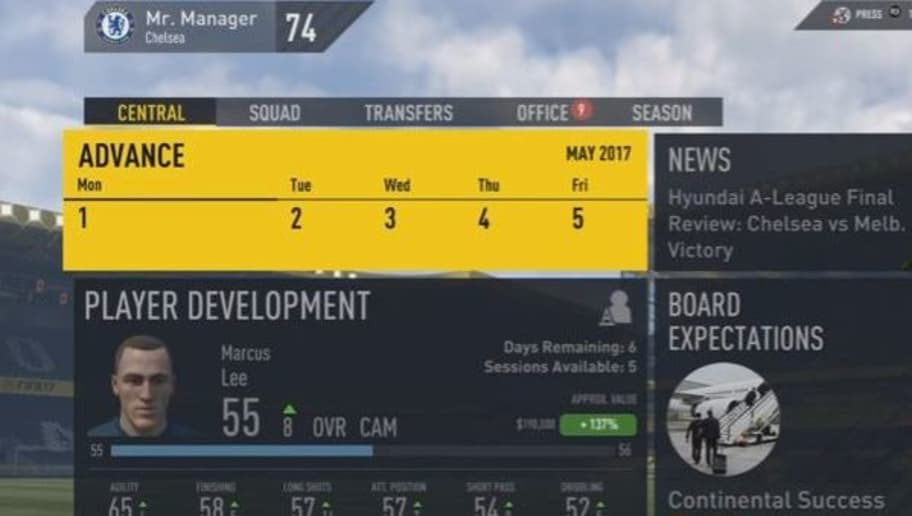 Fifa 17 Cheat: The Secret Way to Access Unlimited Cash in Career