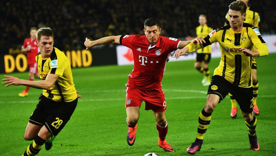 Le Bayern Munich roule sur le Borussia Dortmund