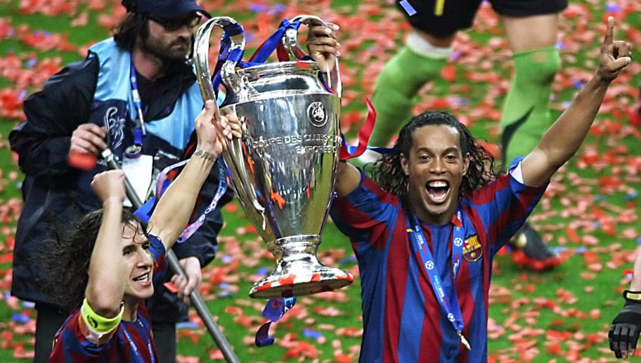 Ronaldinho Claims Barcelona Could Have Scored More in 2006 Champions League  Final Against Arsenal | 90min