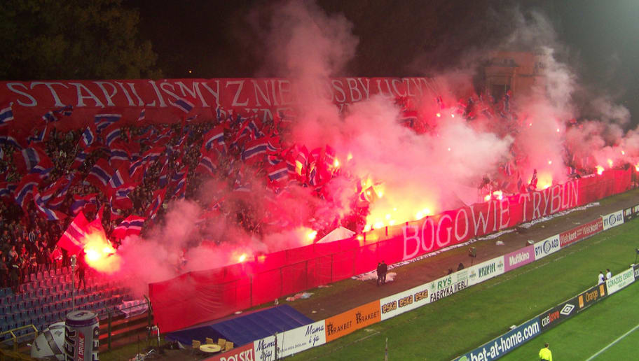 Ranked - 7 Of The Most Dangerous Football Ultra Groups In