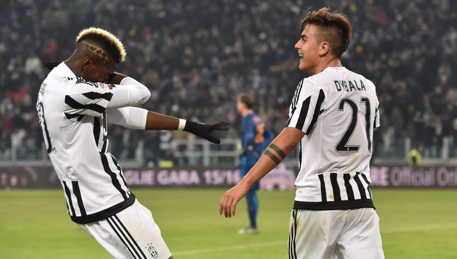Image result for pogba juventus teammate