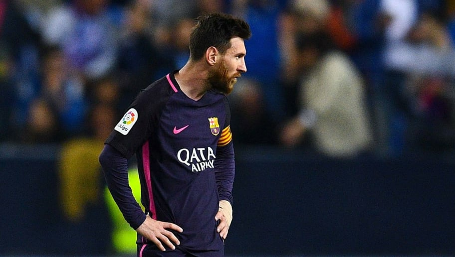 Lionel Messi Training Alone After Juventus Loss as