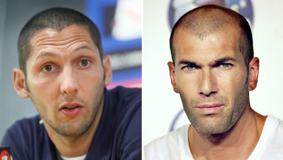 Marco Materazzi Reveals What He Said to Zinedine Zidane Before ...