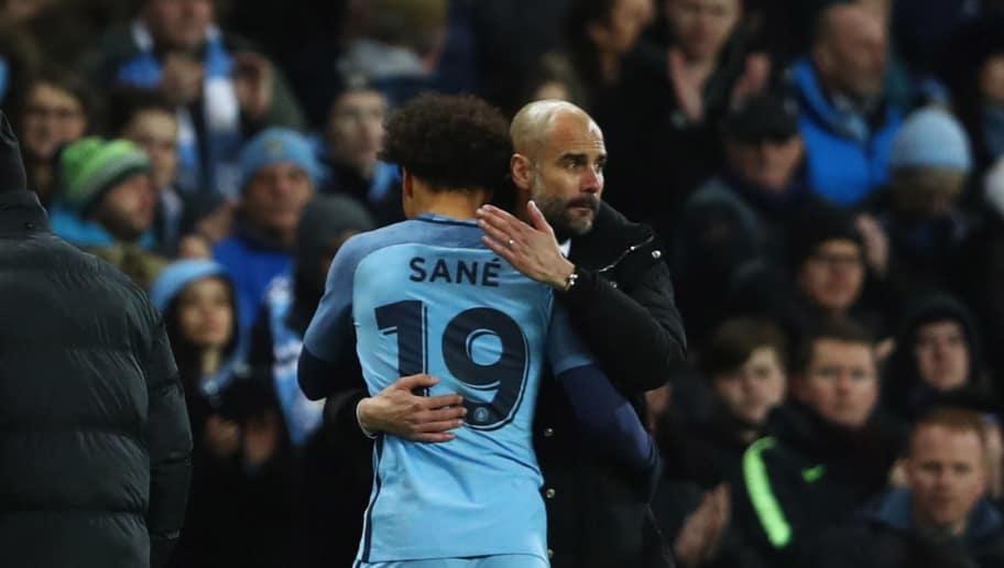Man City Ace Leroy Sane Reveals How Manager Pep Guardiola Has ...