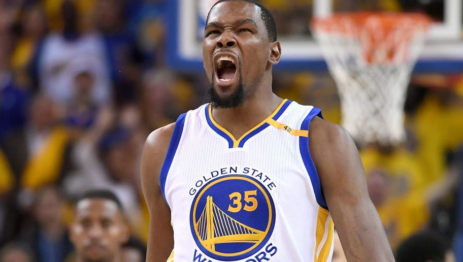 81b2a0a08657 Warriors Rule Kevin Durant Out for Game 2