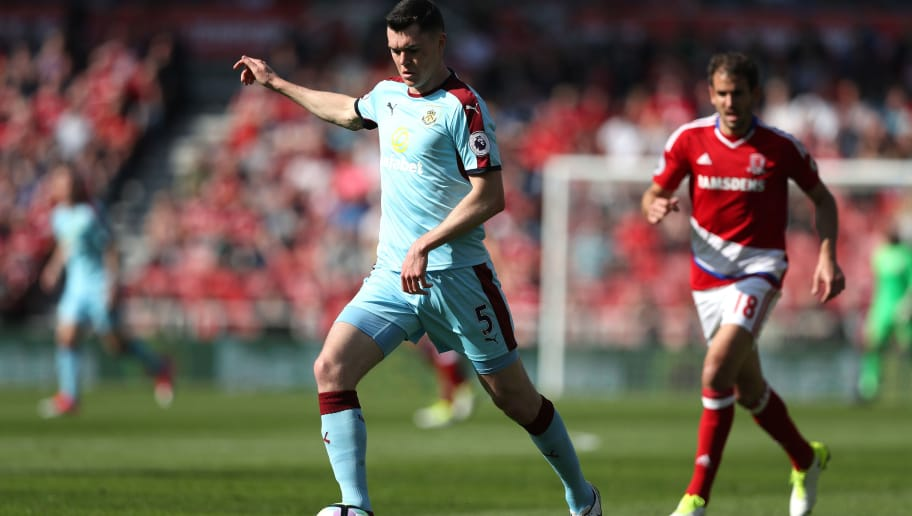 Michael Keane 'Will' Leave Burnley This Summer as Manchester