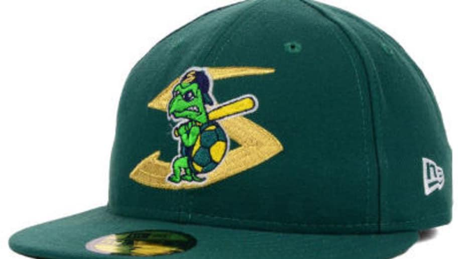 9 Best Minor League Hats of 2017  59449eea8e4
