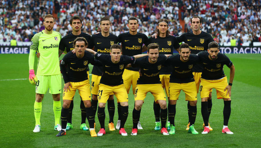 b4e95a29913 UEFA Reportedly Ordered Atletico Madrid to Wear Black Away Kit in Champions  League Semi-Final