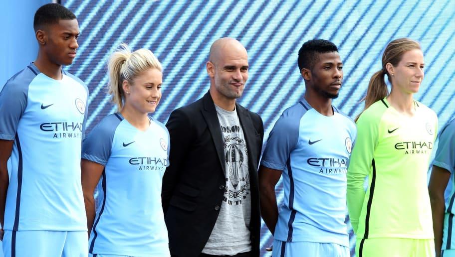 urzędnik bardzo popularny najlepiej sprzedający się Under Armour Ready to Replace Nike as Man City Kit ...