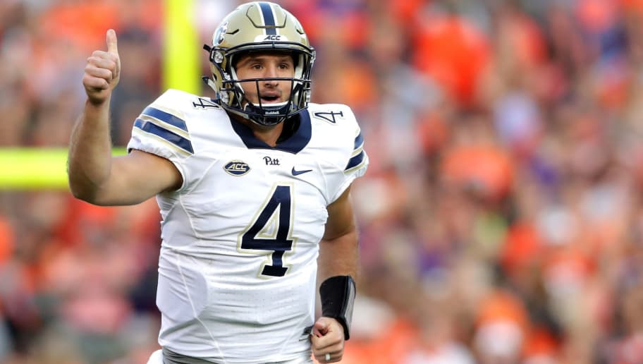 finest selection 4d5bc eb90a Nathan Peterman Has a Chance to Start With Tyrod Taylor's ...