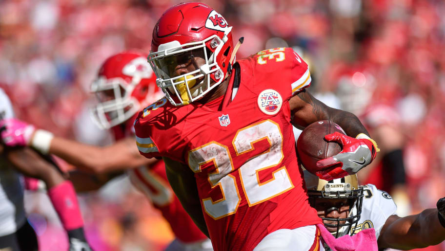 Report Chiefs Running Back Depth Chart Already Taking Shape