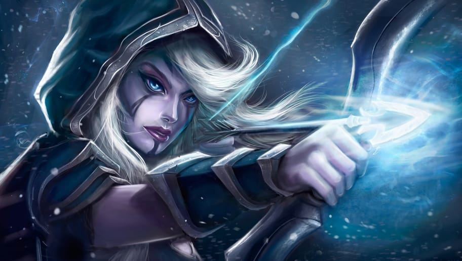 Image result for drow ranger