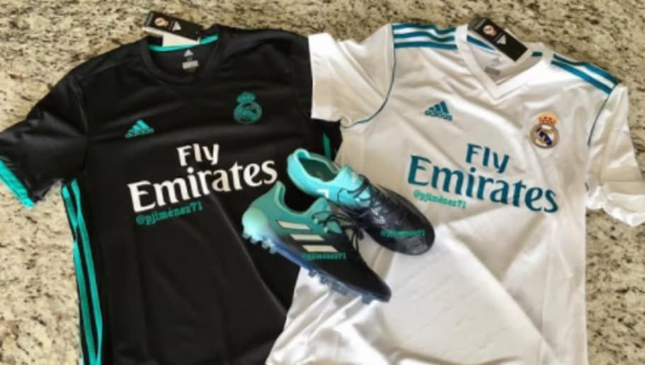 1bda32654 LEAKED  All of Real Madrid s New Kits for Next Season Surface Online After  Champions League Triumph