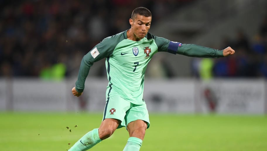 big sale a0587 79bff Portuguese Media Outlet Claims Cristiano Ronaldo Has Become ...