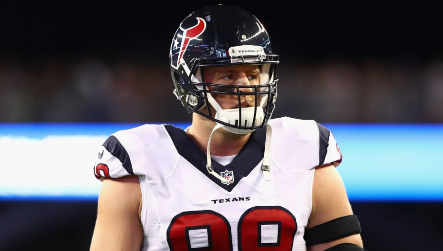 J.J. Watt Has the Best Quote About How His Back is Feeling ...