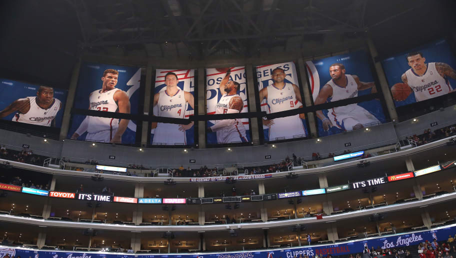 a7606248a Clippers Planning on Building New Stadium Outside of LA