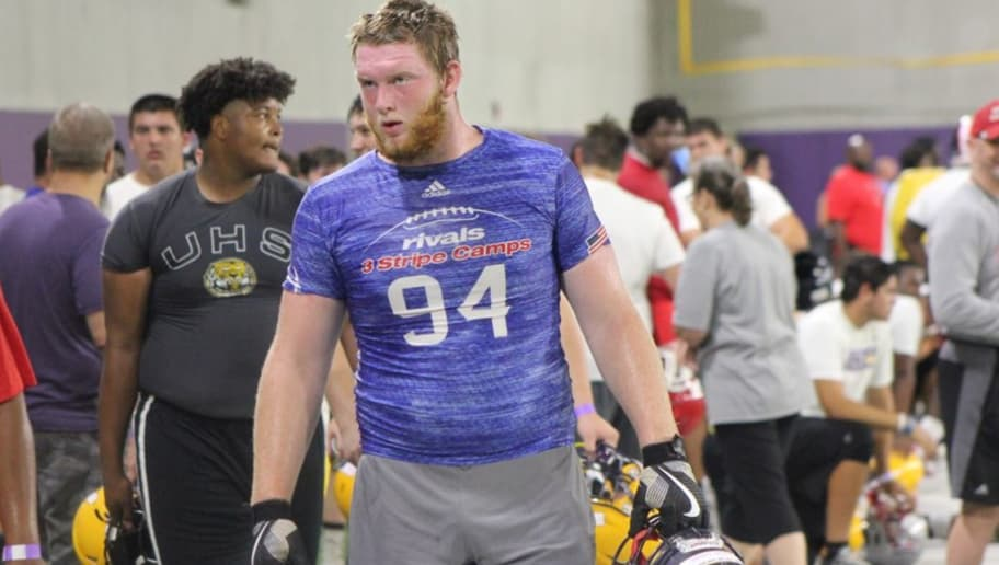 South Carolina Lands Commitment From In-State Lineman | 12up