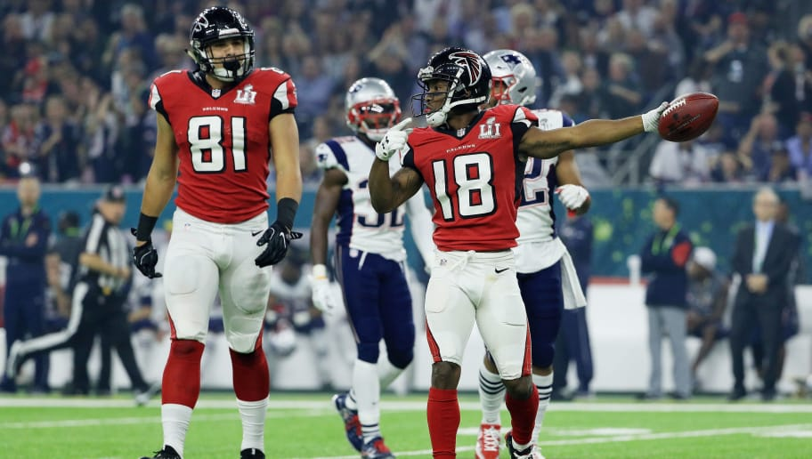 Taylor Gabriel Surprisingly Led the NFL in This Awesome Stat | 12up