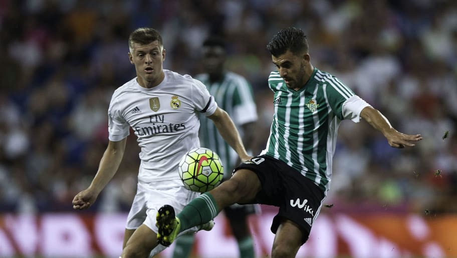 Real Betis Star Admits to Champions League Dream Amid Continued