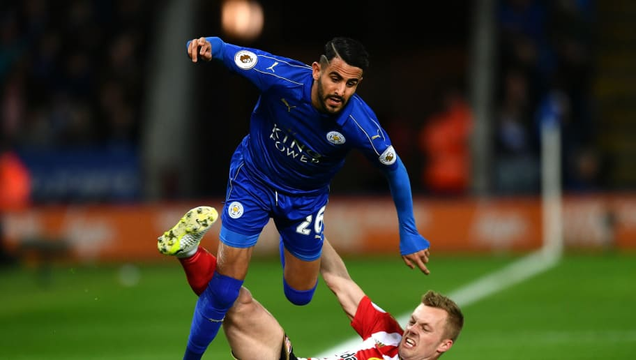 0277fe7a7 Arsenal Fans Voice Their Approval on Twitter as Riyad Mahrez Looks Set to  Join Club