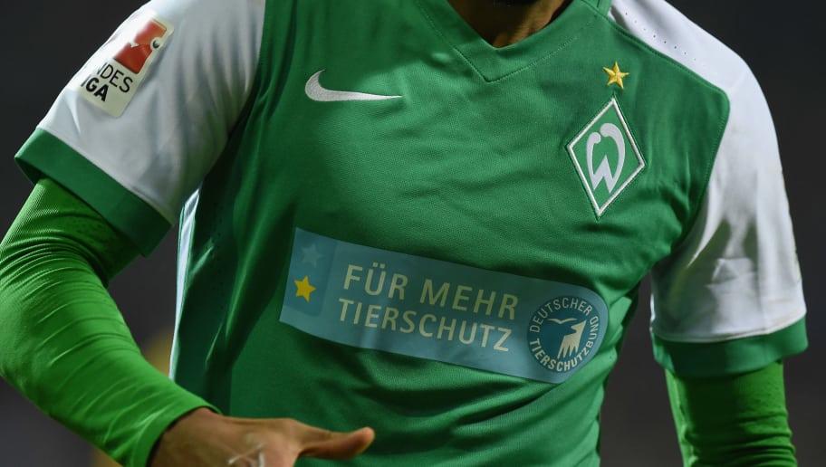 Nices Teil Sv Werder Bremen Stellt Sein Trikot Für Die Saison 2017