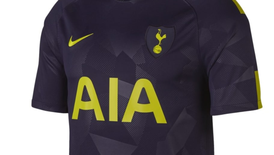 2b77e59ef9e PHOTO  Tottenham s Third Kit Leaked Online After Launch of Home and Away  Shirts