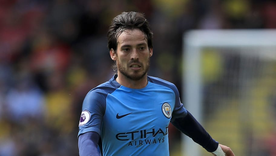 Photo David Silva Shocks Fans By Unveiling New Look After Shaving