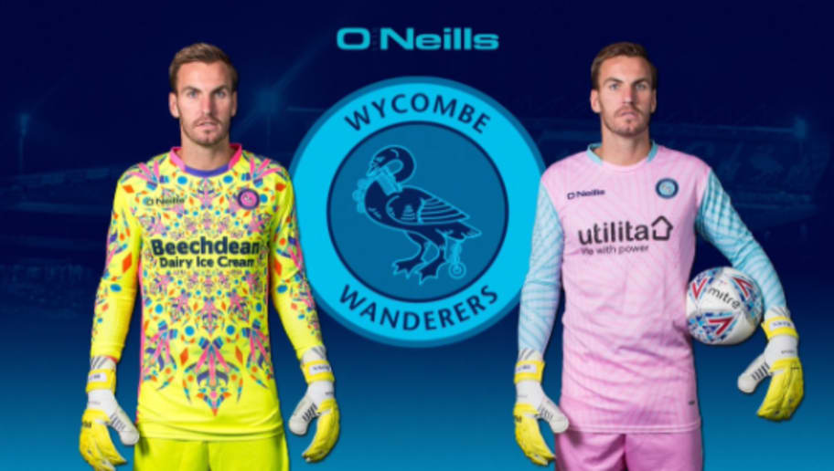 28dcef43e37 Ranking the 7 Best Goalkeeper Kits of All Time in Honour of Wycombe  Kaleidoscopic Effort