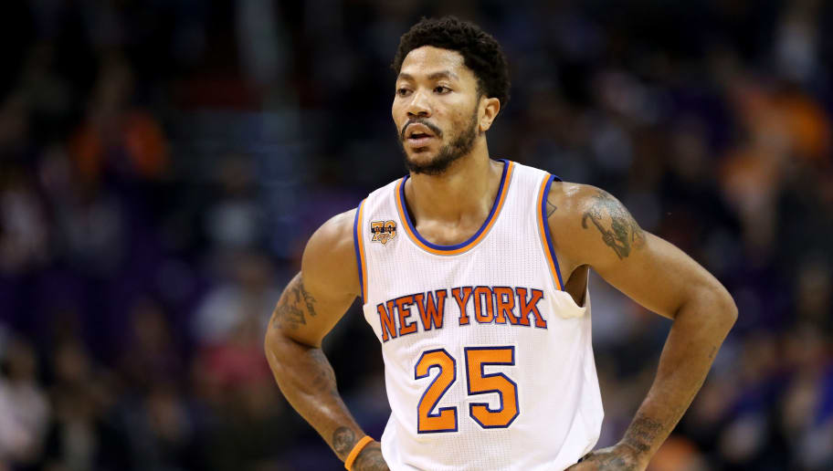 8d77fbeb633a REPORT  Derrick Rose Leaning Towards Signing With Cavs