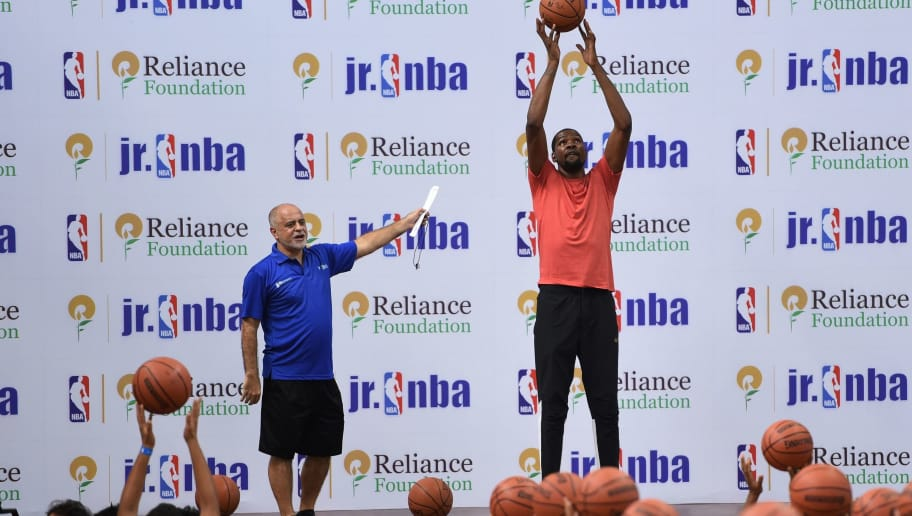 079d45437a9 Kevin Durant Sets World Record in India