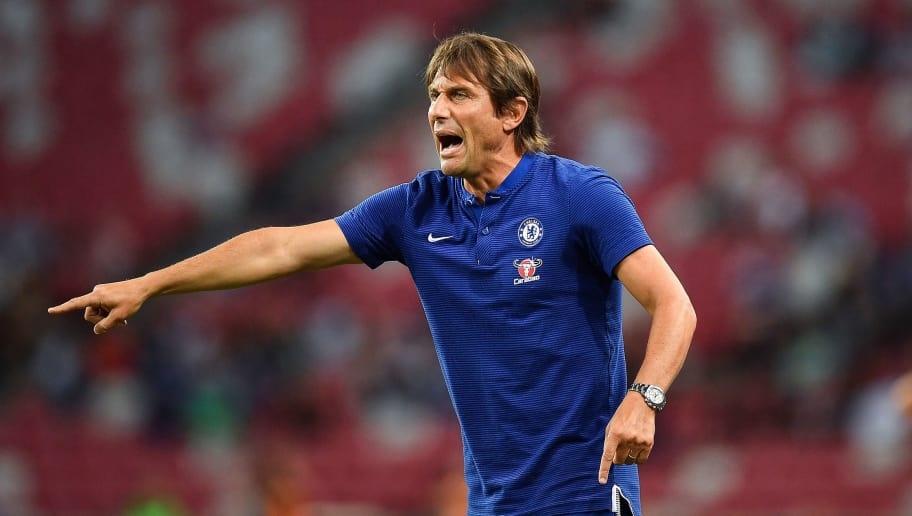 00df6da7 Chelsea 2017/18 Season Preview: Strengths, Weaknesses, Key Man and  Predictions