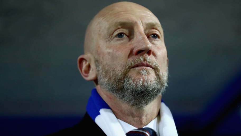 LONDON, ENGLAND - DECEMBER 01:  Ian Holloway, manager of QPR looks on prior to kick off during the Sky Bet Championship match between Queens Park Rangers and Wolverhampton Wanderers at Loftus Road on December 1, 2016 in London, England.  (Photo by Clive Rose/Getty Images)
