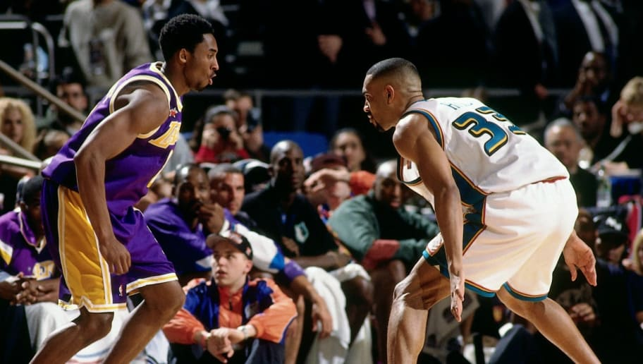 1e8166c24914 A Trade That Almost Changed The NBA Forever  Kobe Bryant For Grant Hill