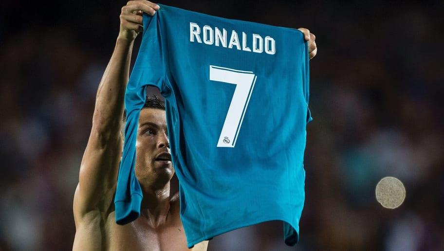 Ronaldo Jubel Fifa 18