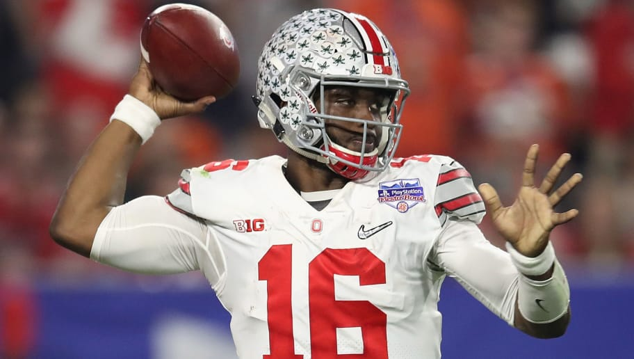 premium selection a1fee bbb83 JT Barrett Making Change to Jersey This Season   12up