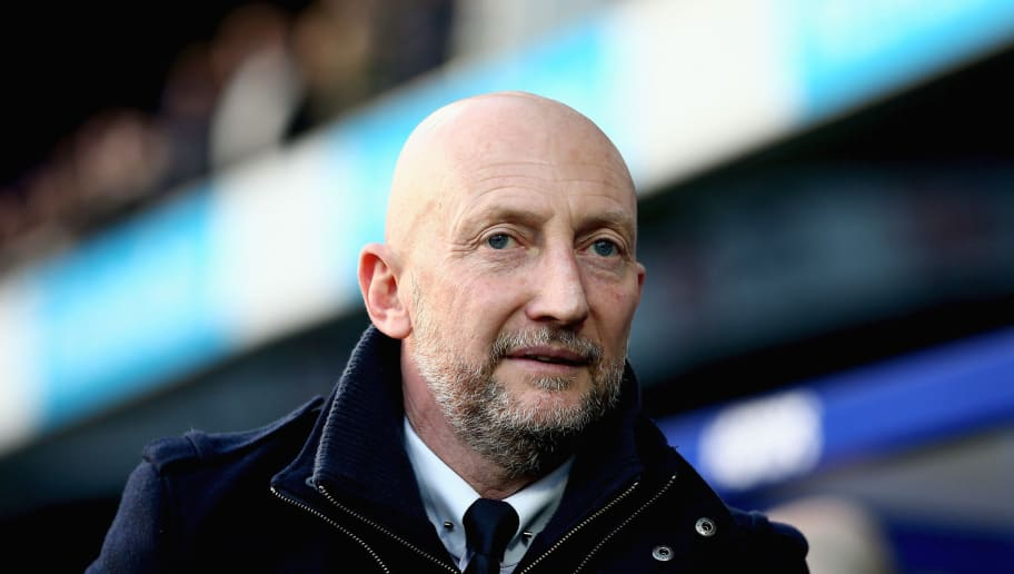 LONDON, ENGLAND - JANUARY 2: Manager of Queens Park Rangers Ian Holloway looks on prior to the Sky Bet Championship match between Queens Park Rangers and Ipswich Town at Loftus Road on January 2, 2017 in London, England. (Photo by Harry Murphy/Getty Images)