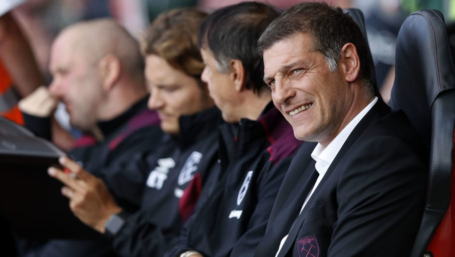 850563c0eb16 Slaven Bilic Rules Out Any New Defensive Reinforcements Despite Early  Season Struggles