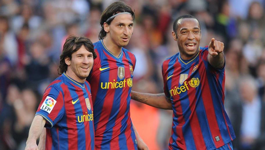 Messi: « je ne pouvais même pas le regarder dans les yeux »