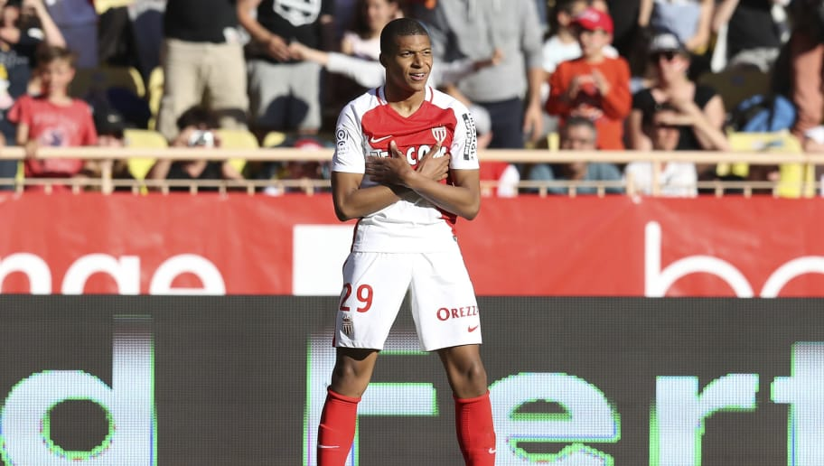 super popular 20d26 cabb3 Kylian Mbappe to Wear Number 29 Shirt Following Loan Move to ...