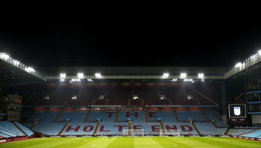 Aston Villa Set To Increase Villa Park Capacity To 60 000 If They Can Secure Promotion 90min
