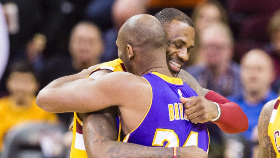 fd4c3b8ccf5 4 Reasons LeBron James Will End up Being Better Than Kobe Bryant