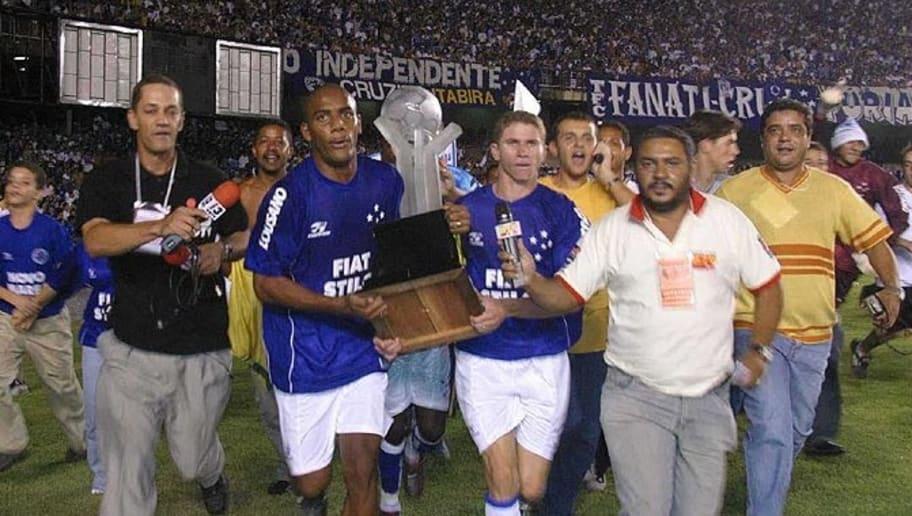 Cruzeiro se apega a coincidência para garantir o título da Copa do Brasil d49d70c2b4611