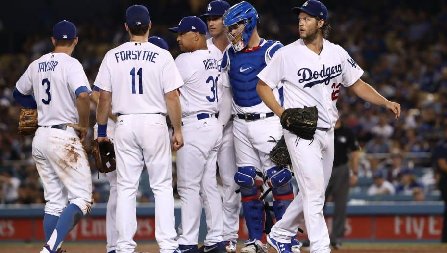 LAMENTABLE  Clayton Kershaw tuvo una de sus peores salidas en MLB y los  Dodgers vuelven a perder 494d72c9406