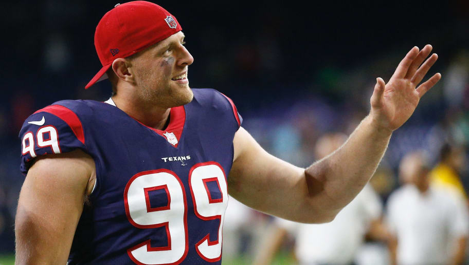 Jj Watt Gives Insanely Disgusting Update About His Finger Injury 12up