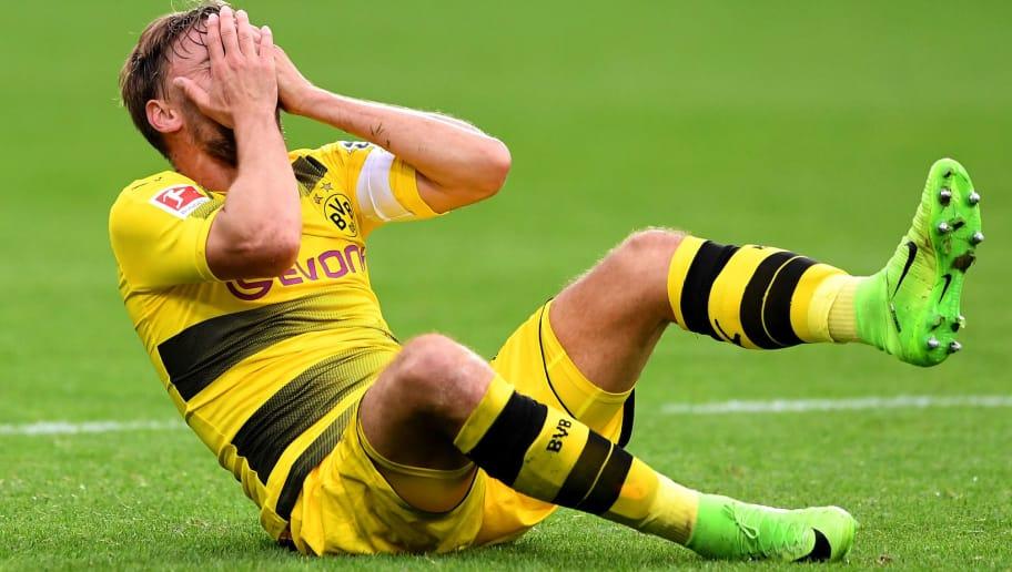 Marcel Schmelzer Verletzung