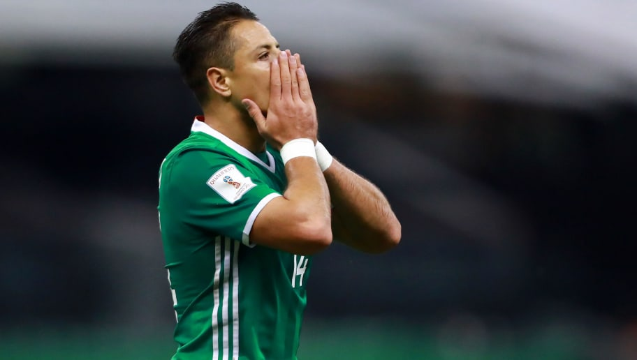 PHOTO: Twitter Melts Down as Hilarious Image of Chicharito's