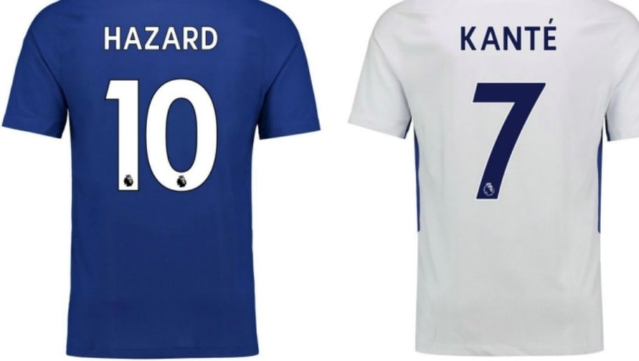 best cheap 4ecf2 497b7 Ranked - 10 Famous Club & Country Jerseys Cheaper Than That ...