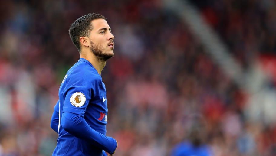 Antonio Conte Reveals Reasoning Behind Eden Hazard's Slow Return to