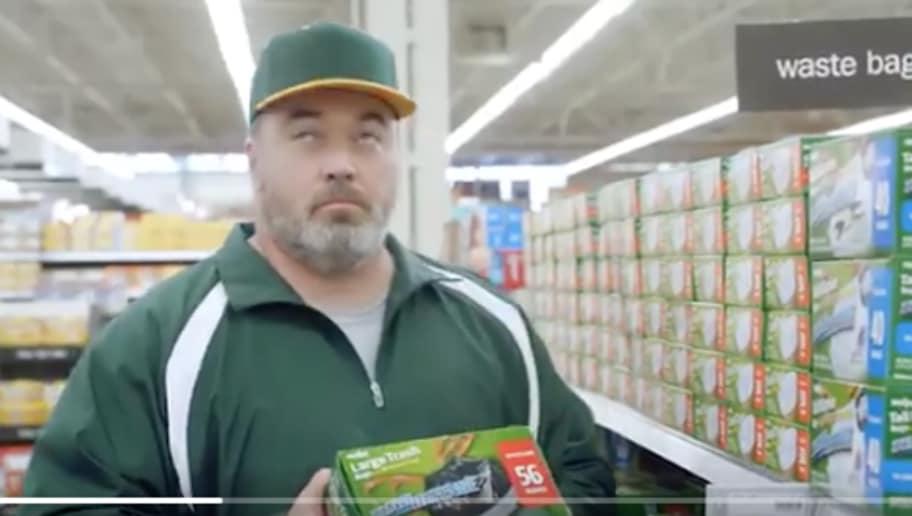 Video Mike Mccarthy Stars In Strange Garbage Bag Commercial