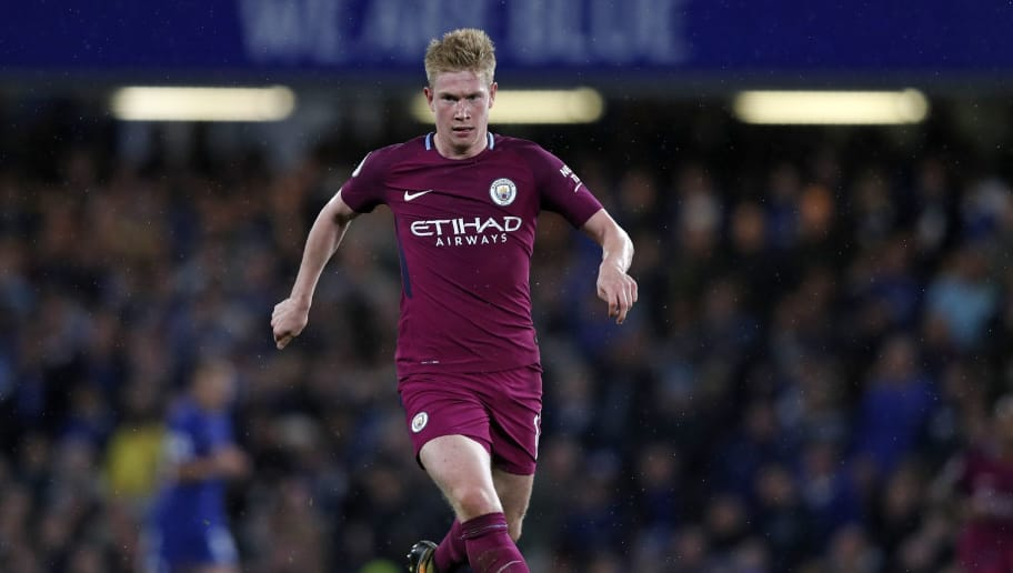 new style b3ab9 1e410 Man City Troll Chelsea After Former Star De Bruyne Nets ...